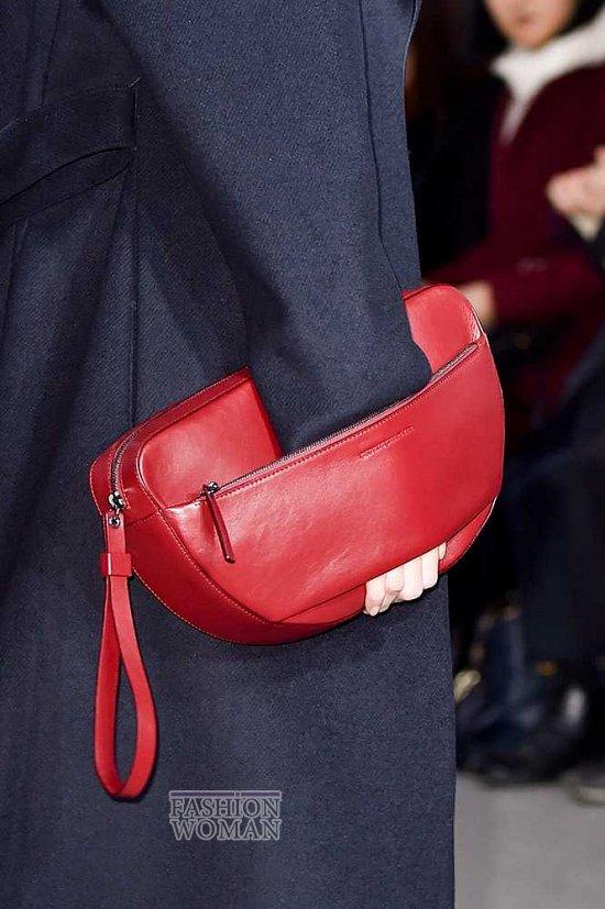Модные сумки осень-зима 2015-2016  фото №40