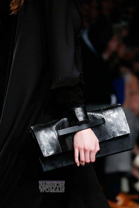 Модные сумки осень-зима 2015-2016  фото №43