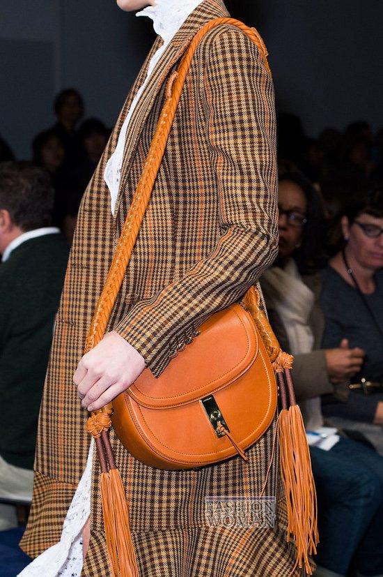 Модные сумки осень-зима 2015-2016  фото №45