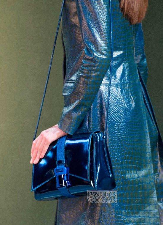 Модные сумки осень-зима 2015-2016  фото №47