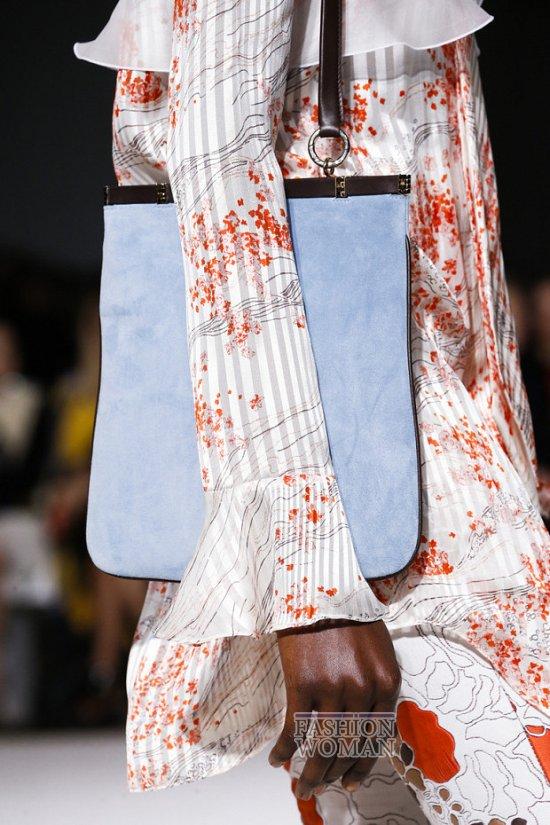 Модные сумки осень-зима 2015-2016  фото №48