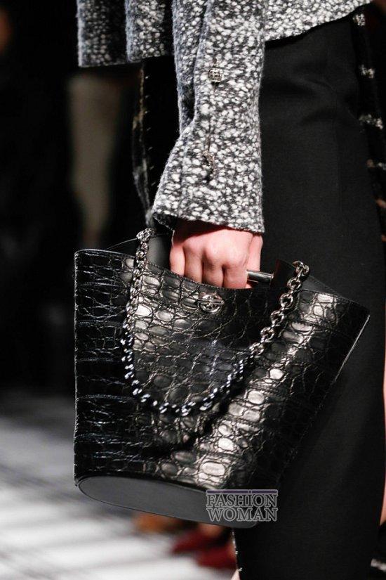 Модные сумки осень-зима 2015-2016  фото №62