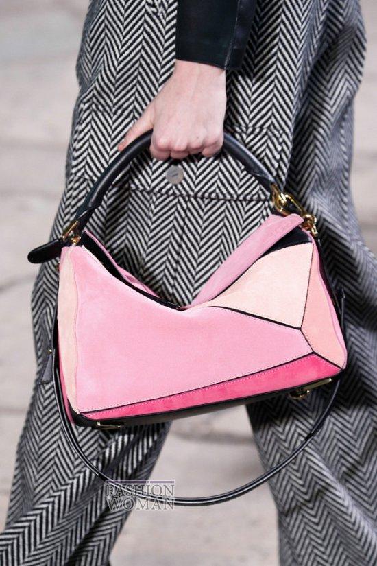 Модные сумки осень-зима 2015-2016  фото №57
