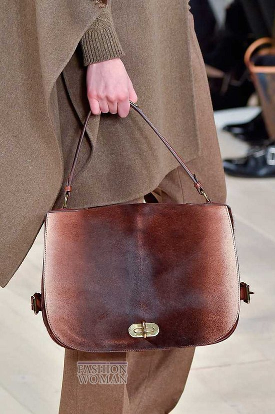 Модные сумки осень-зима 2015-2016  фото №60