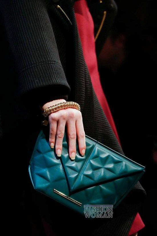 Модные сумки осень-зима 2015-2016  фото №63