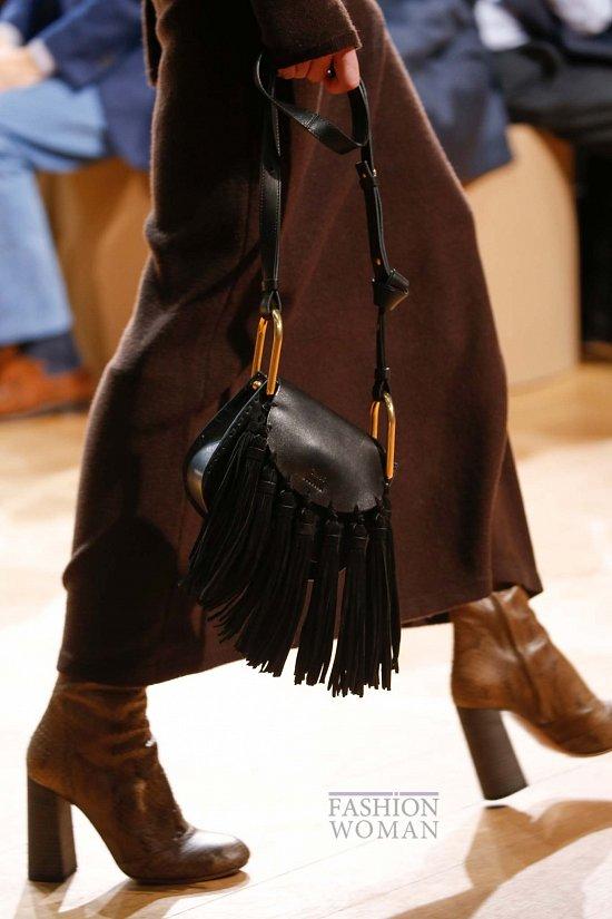 Модные сумки осень-зима 2015-2016  фото №20