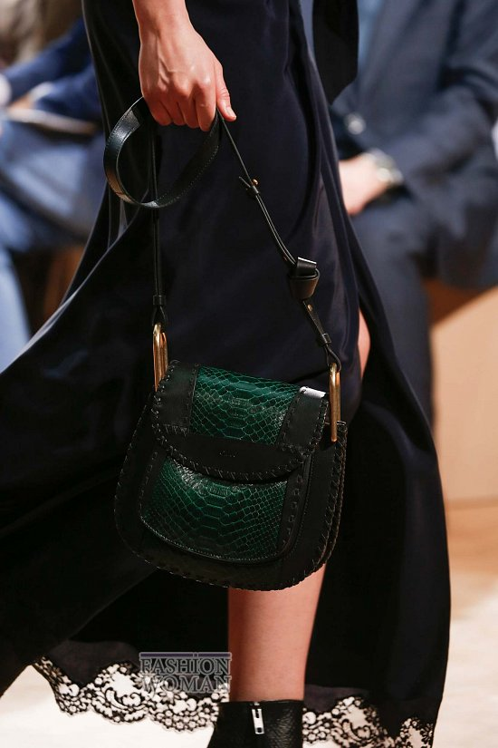 Модные сумки осень-зима 2015-2016  фото №25