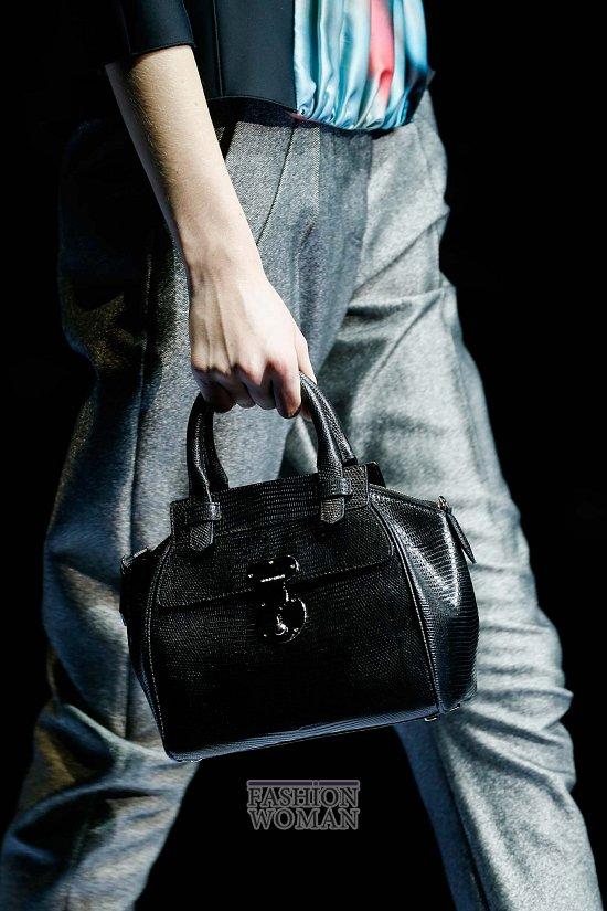 Модные сумки осень-зима 2015-2016  фото №37