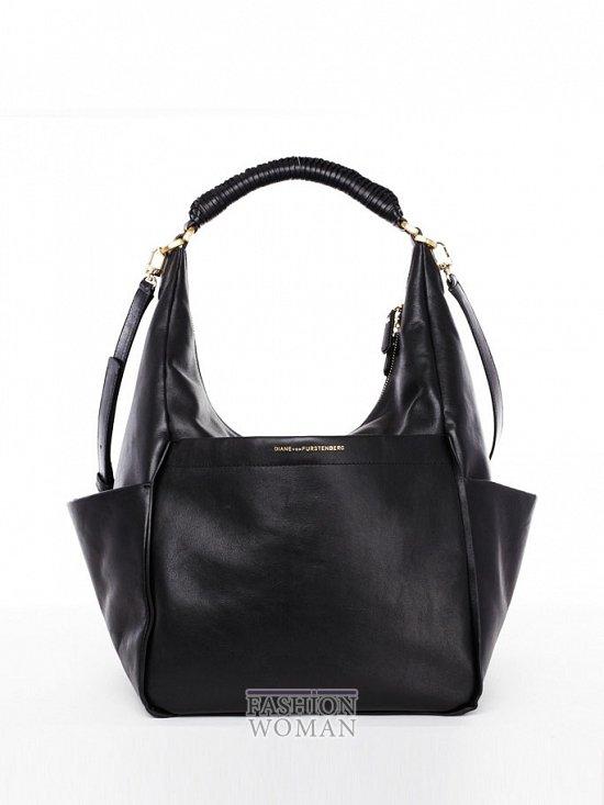 Модные сумки весна-лето 2013 фото №11
