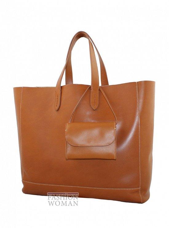 Модные сумки весна-лето 2013 фото №15