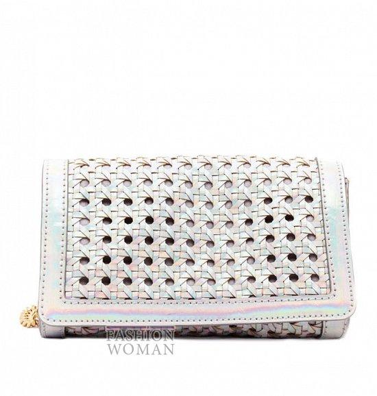 Модные сумки весна-лето 2013 фото №16