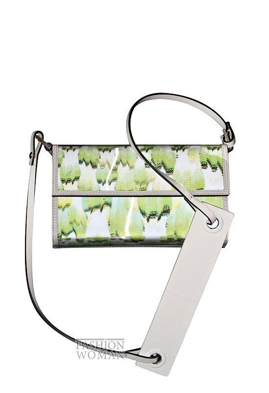 Модные сумки весна-лето 2013 фото №3
