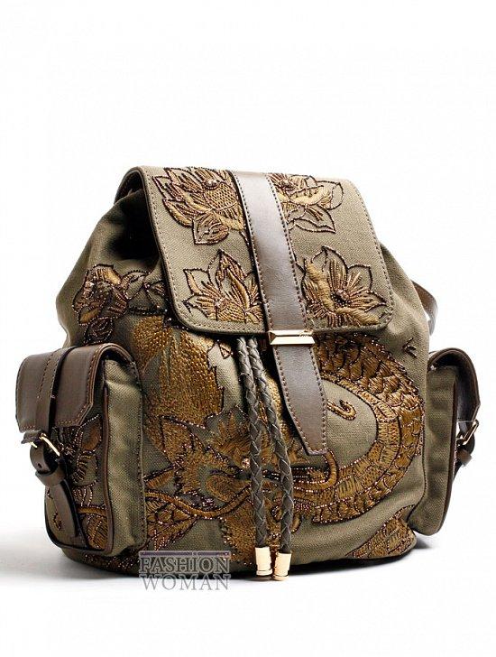 Модные сумки весна-лето 2013 фото №30