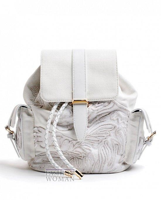 Модные сумки весна-лето 2013 фото №31
