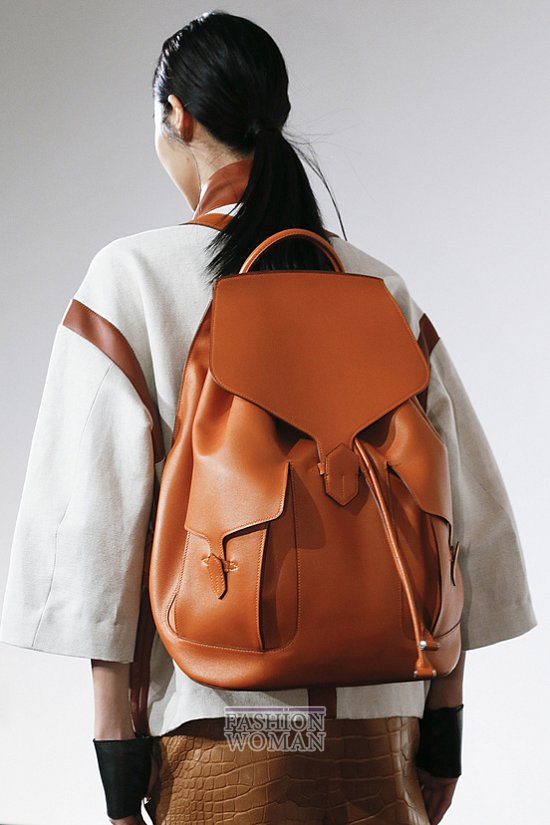 Модные сумки весна-лето 2013 фото №32