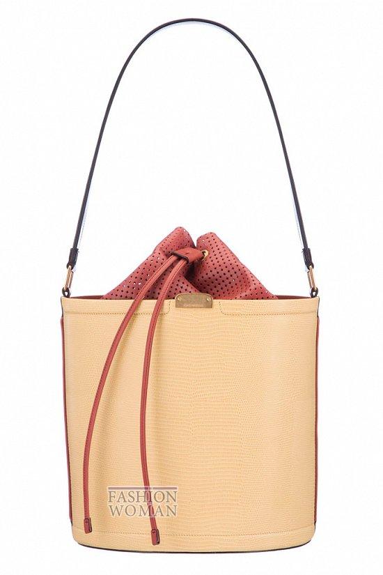 Модные сумки весна-лето 2013 фото №33