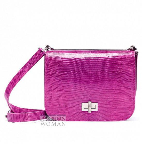 Модные сумки весна-лето 2013 фото №37