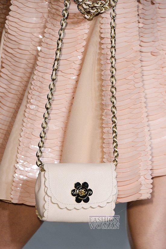Модные сумки весна-лето 2013 фото №5