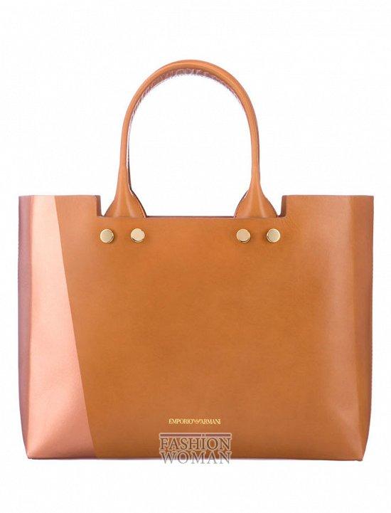 Модные сумки весна-лето 2013 фото №52