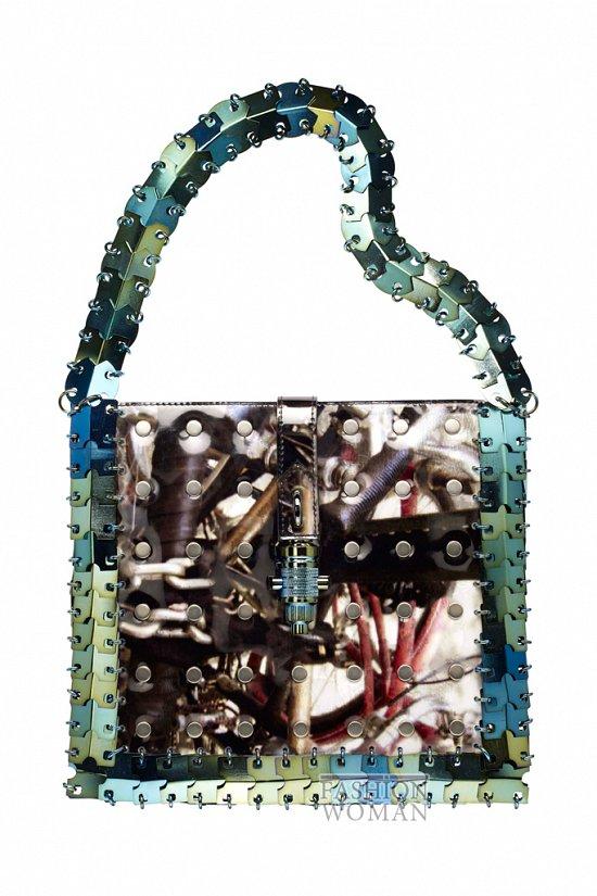 Модные сумки весна-лето 2013 фото №63