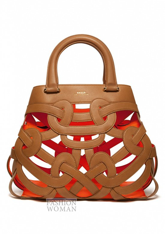 Модные сумки весна-лето 2013 фото №64
