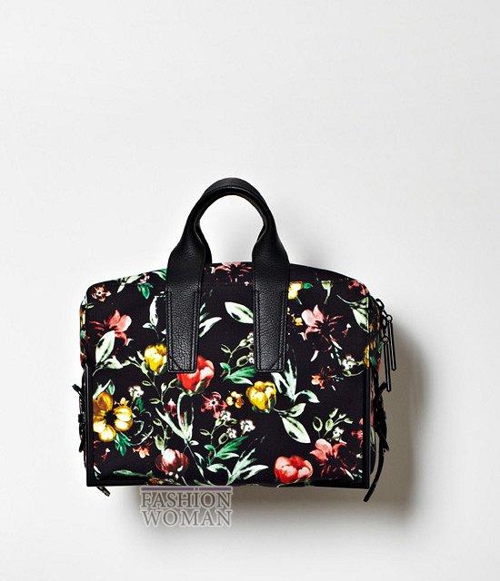 Модные сумки весна-лето 2013 фото №70