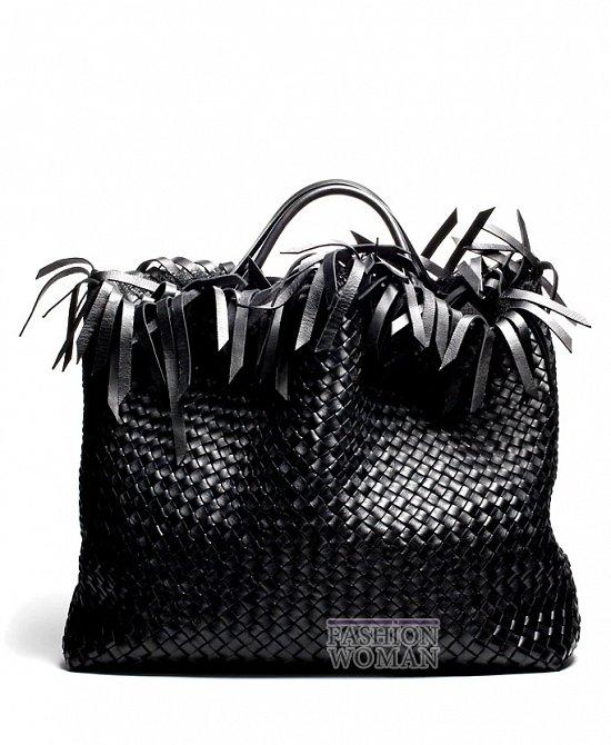 Модные сумки весна-лето 2013 фото №8