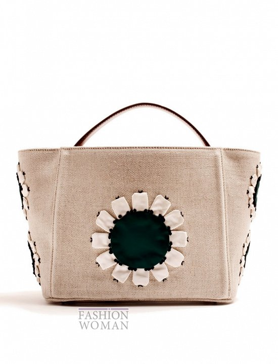 Модные сумки весна-лето 2013 фото №74