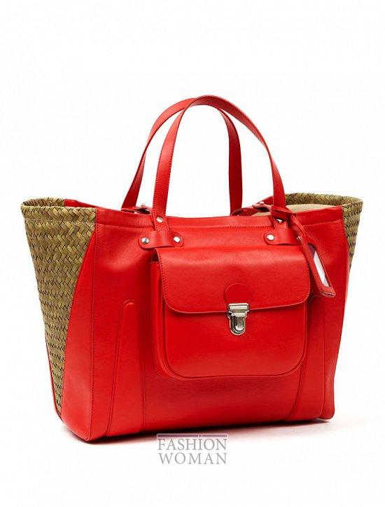 Модные сумки весна-лето 2013 фото №76