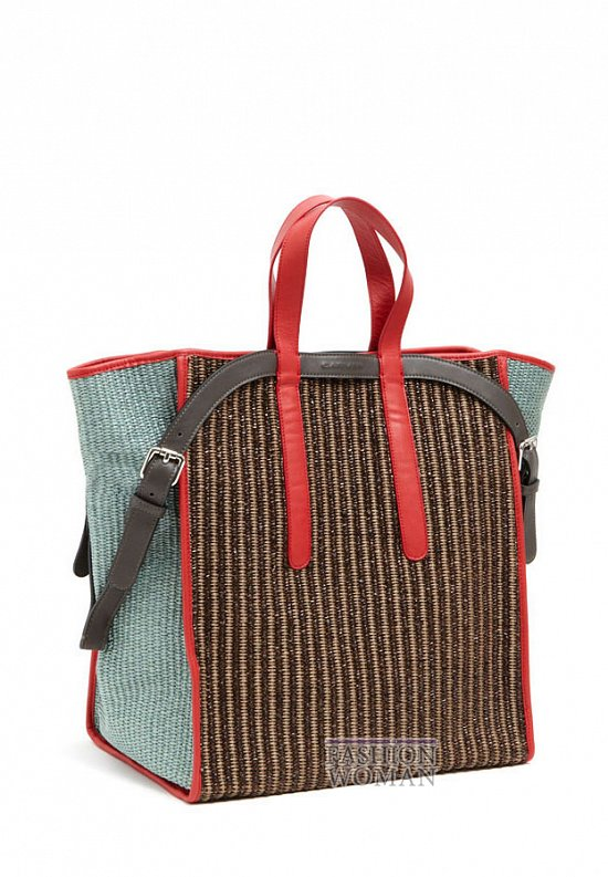 Модные сумки весна-лето 2013 фото №9