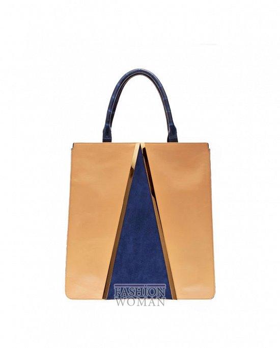 Модные сумки весна-лето 2013 фото №83