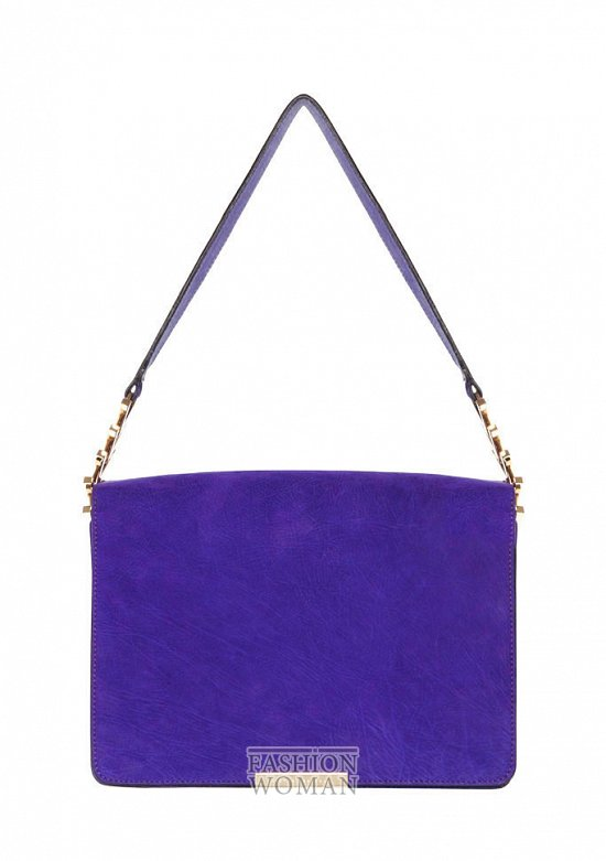Модные сумки весна-лето 2013 фото №86