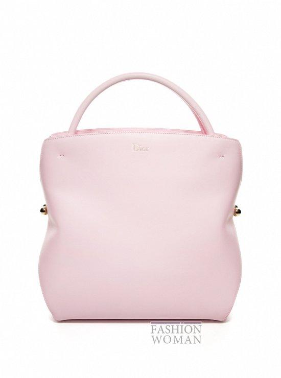 Модные сумки весна-лето 2013 фото №89