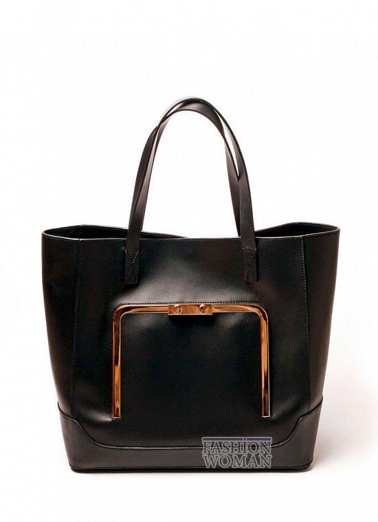 Модные сумки весна-лето 2013 фото №10