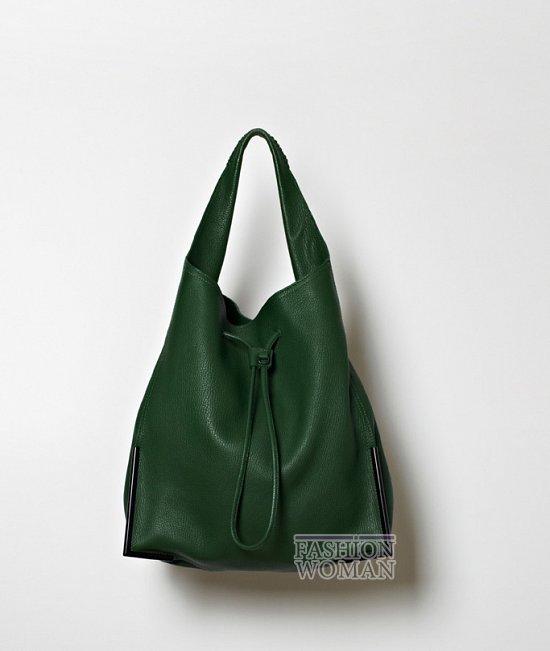 Модные сумки весна-лето 2013 фото №94