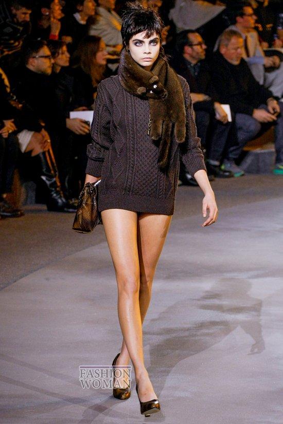Модные свитера осень-зима 2013-2014 фото №14