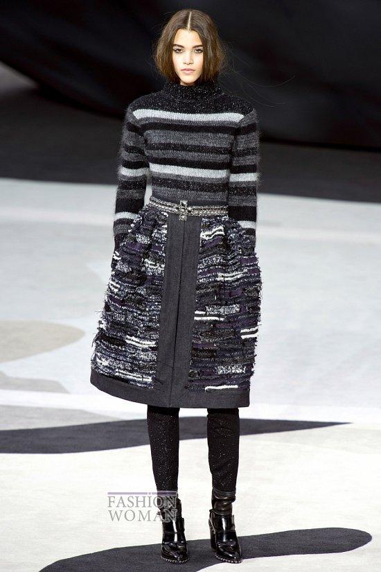 Модные свитера осень-зима 2013-2014 фото №3