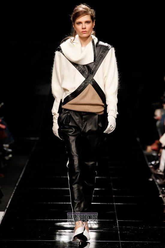 Модные свитера осень-зима 2013-2014 фото №24