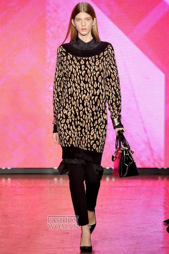 Модные свитера осень-зима 2013-2014 фото №27