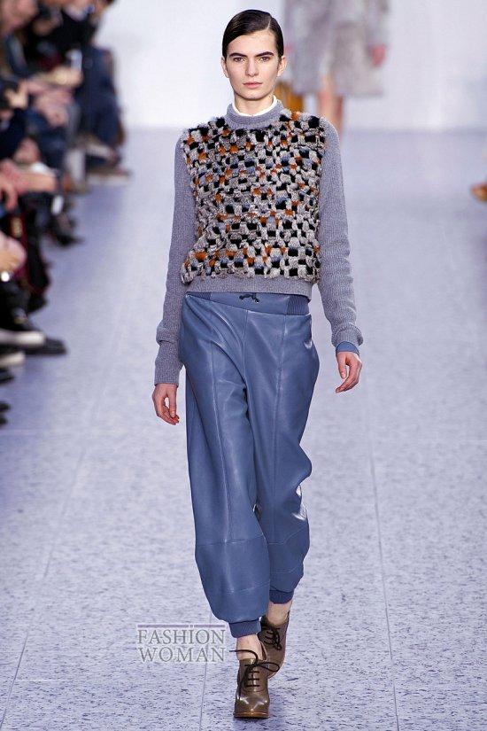 Модные свитера осень-зима 2013-2014 фото №33