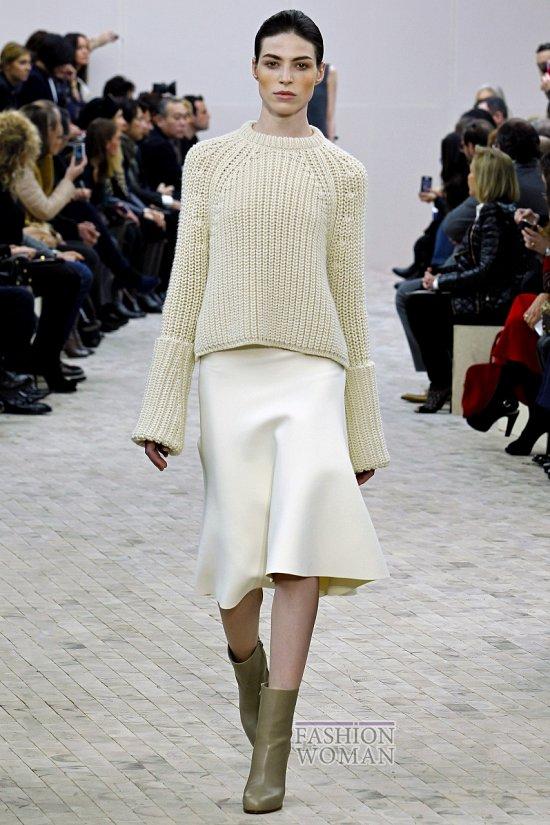 Модные свитера осень-зима 2013-2014 фото №8