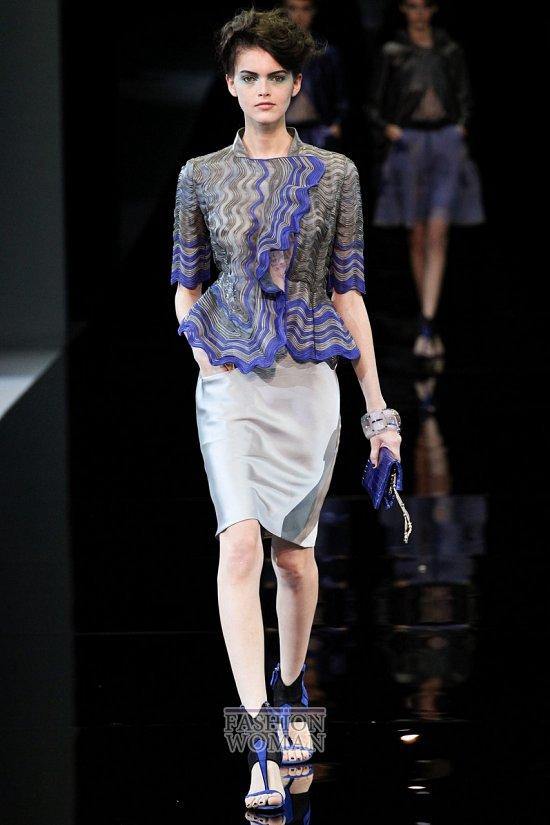 Модные юбки весна-лето 2014 фото №5