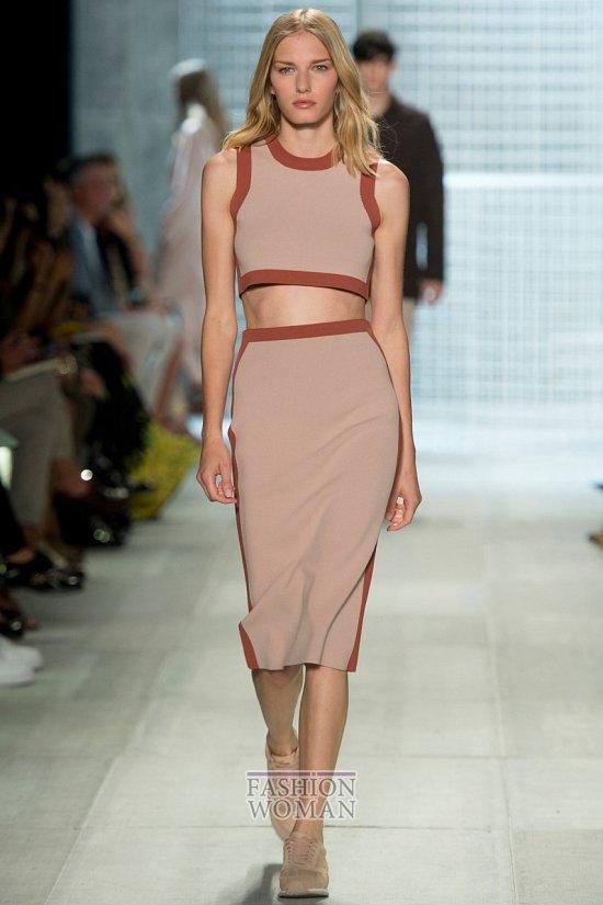 Модные юбки весна-лето 2014 фото №6