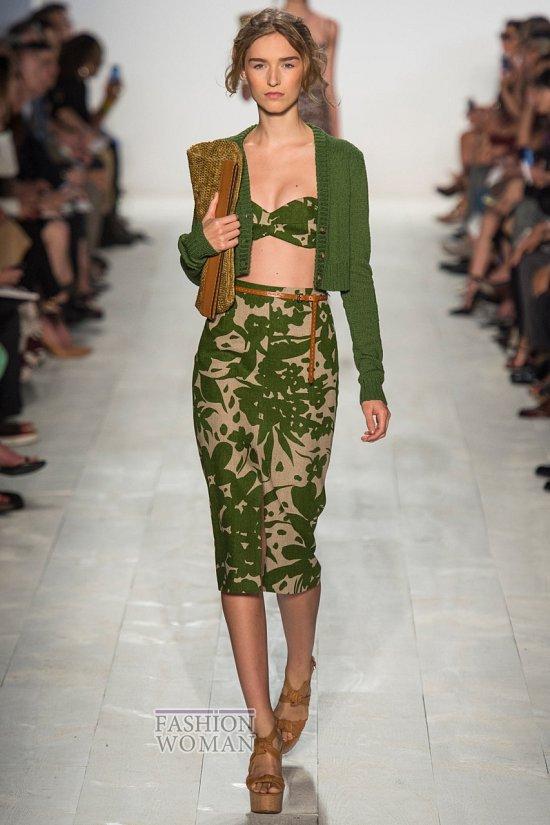 Модные юбки весна-лето 2014 фото №1