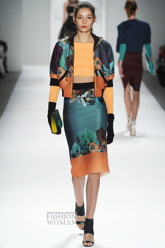 Модные юбки весна-лето 2014 фото №3