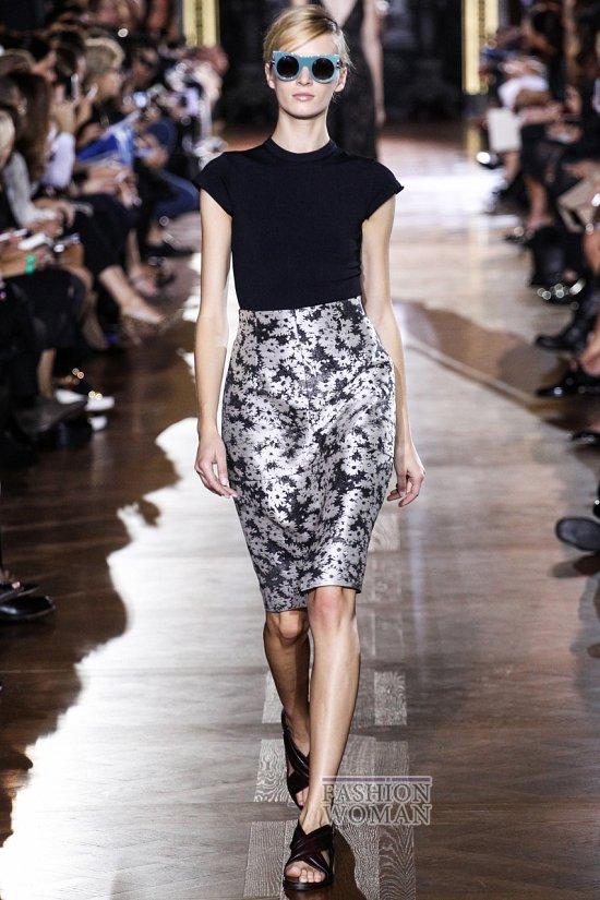 Модные юбки весна-лето 2014 фото №8