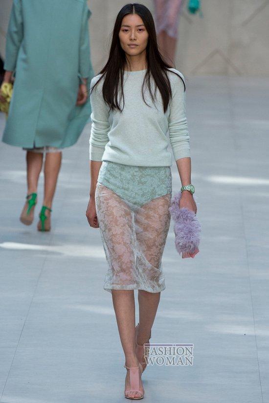 Модные юбки весна-лето 2014 фото №9