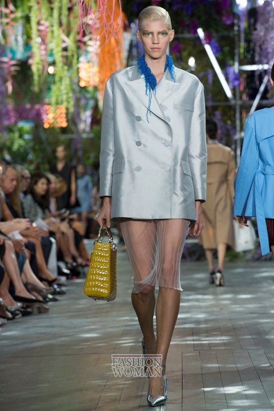 Модные юбки весна-лето 2014 фото №12