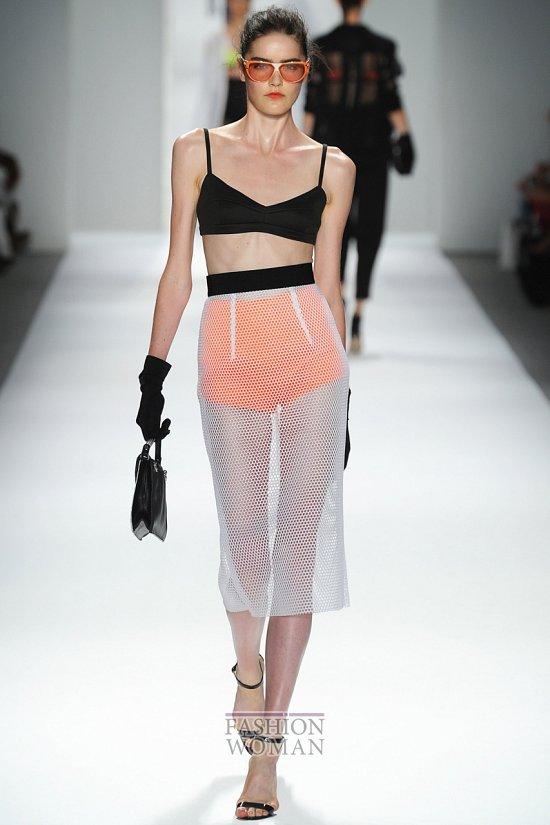 Модные юбки весна-лето 2014 фото №18