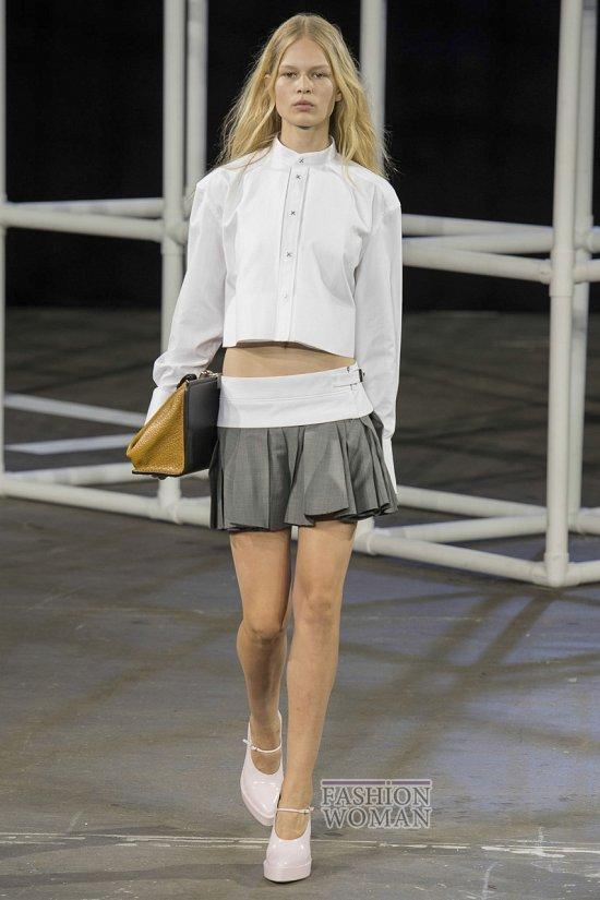 Модные юбки весна-лето 2014 фото №20